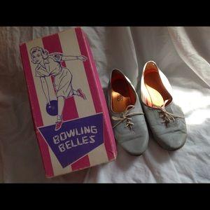 Bowling Belles Vintage Shoes 1960s Box women's 6